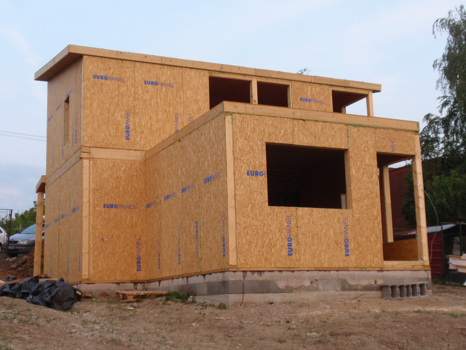 Czech republic sips sip structural insulated panels Building with sip