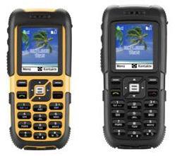 Nerozbitný mobilní telefon