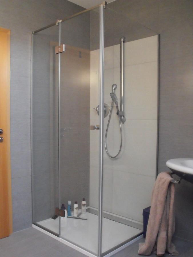 skleněný sprchový kout - Uherský Brod