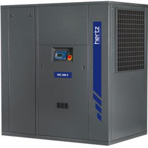 Kompresorové stanice a pneumatické systémy, projekce, dodávka, montáž a servis