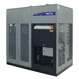 Zařízení a přístroje na výrobu i využití stlačeného vzduchu