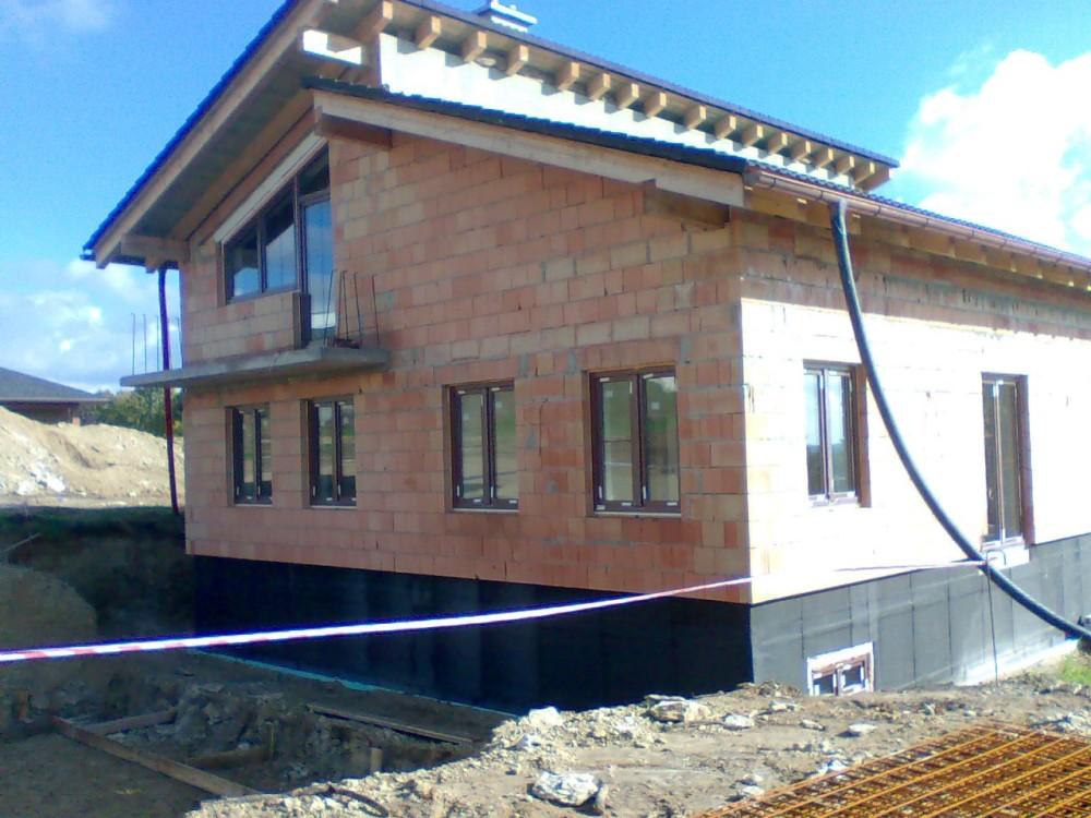 Výstavba rodinných domků