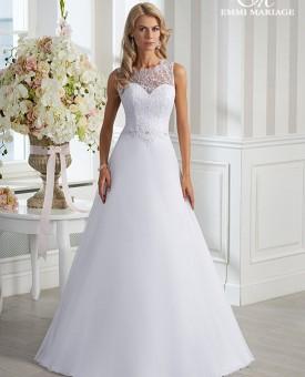 Půjčujeme svatební šaty značky La Sposa, Nataly a Emmi Mariage