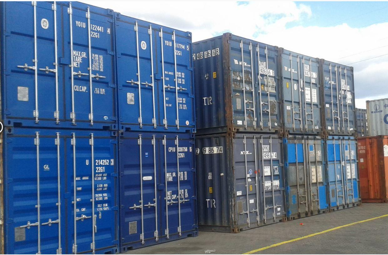 Pronájem námořních kontejnerů za akční ceny