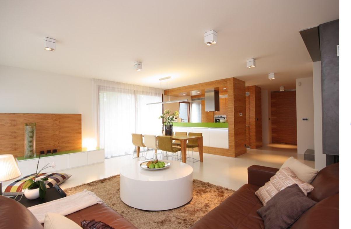 Návrhy a realizace interiérů – byty, domy, komerční prostory