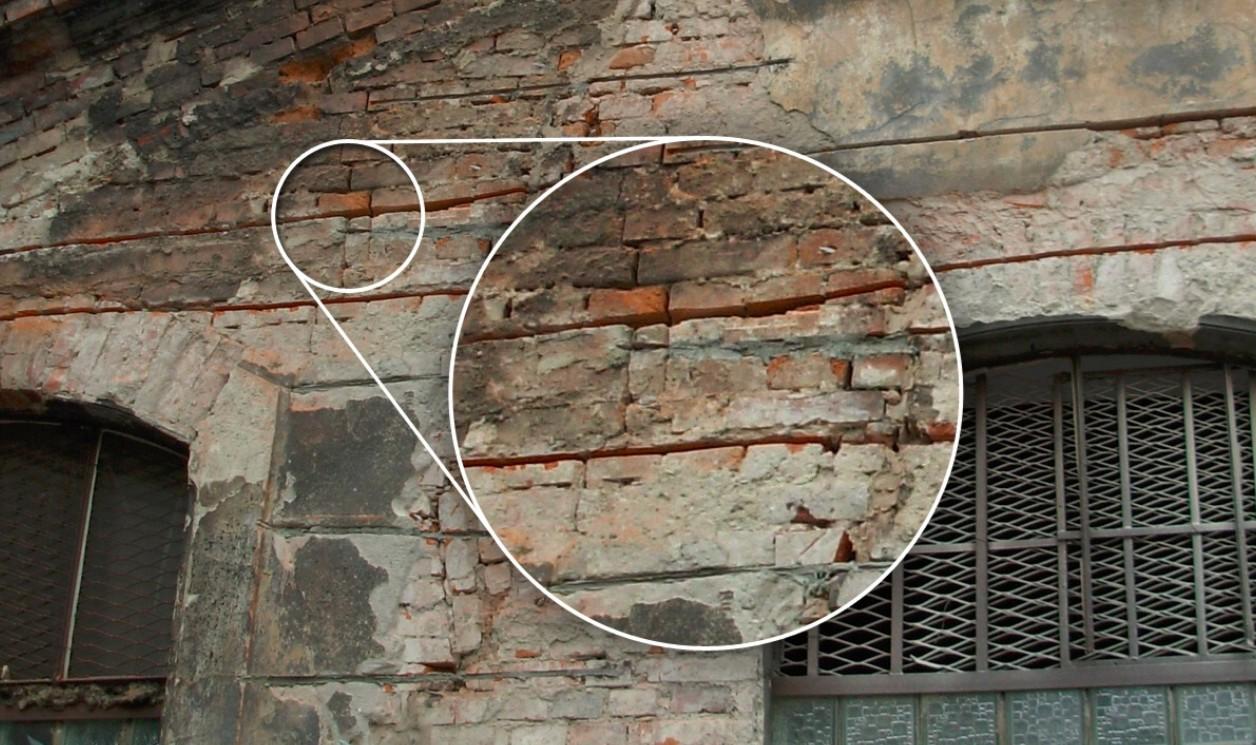 Řešení statických poruch zdiva, podlah a stropů, odborné vypracování statického posudku