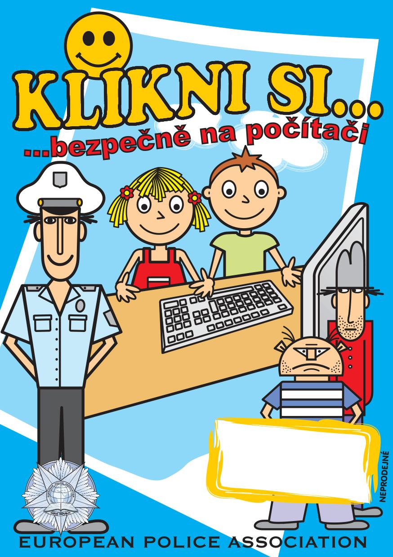 Tematické omalovánky pro děti – první pomoc, bezpečnost na silnici, bezpečně na počítači