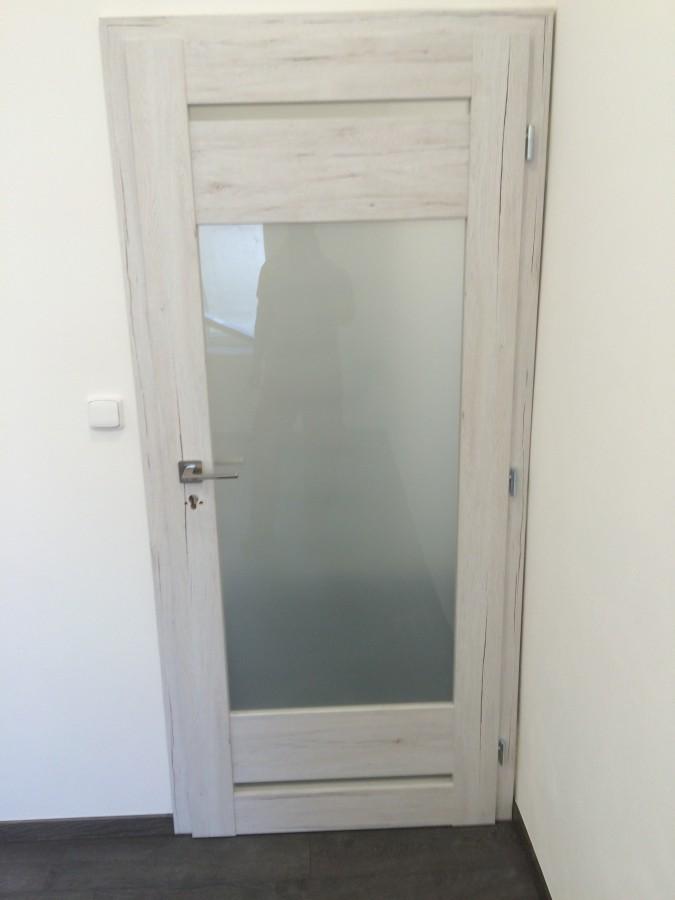 Vkusné a moderní interiérové dveře - prodej, montáž