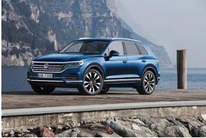 Hodnocení bezpečnosti nového VW Touareg vtestech Euro NCAP