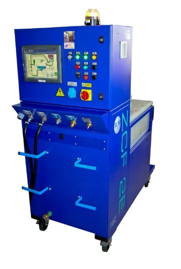 Návrh a výroba testovacích zařízení, automatizačních i montážních linek, Světlá Hora