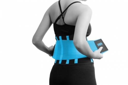 MADMAX Slimming Belt neoprenový opasek pro spalování tuků, tvarování postavy - eshop