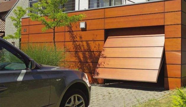 Kvalitní a spolehlivá garážová vrata pro rodinné domy