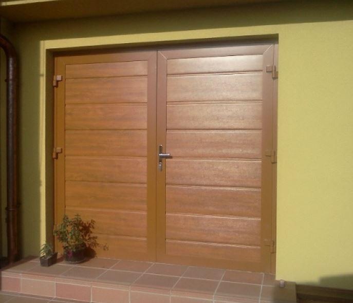 Kvalitní a spolehlivá garážová vrata
