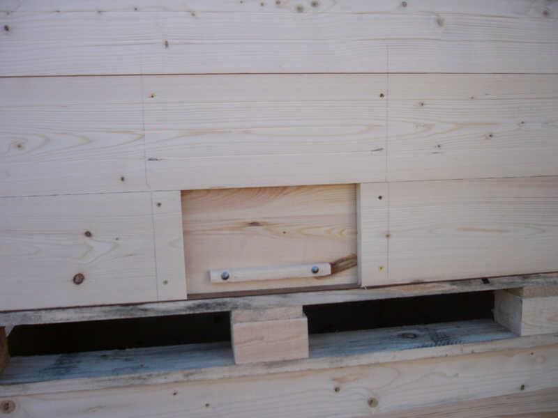 Dřevěné obalové materiály