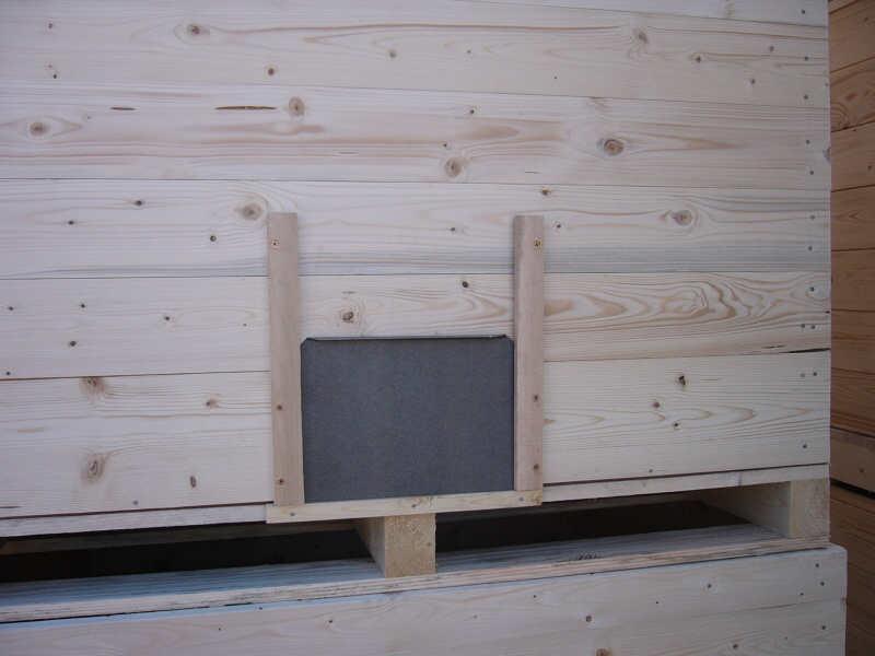 Herstellung von Holzkisten zur Lagerung von Getreide und anderen Getreidesorten auf Bestellung, Tschechische Republik