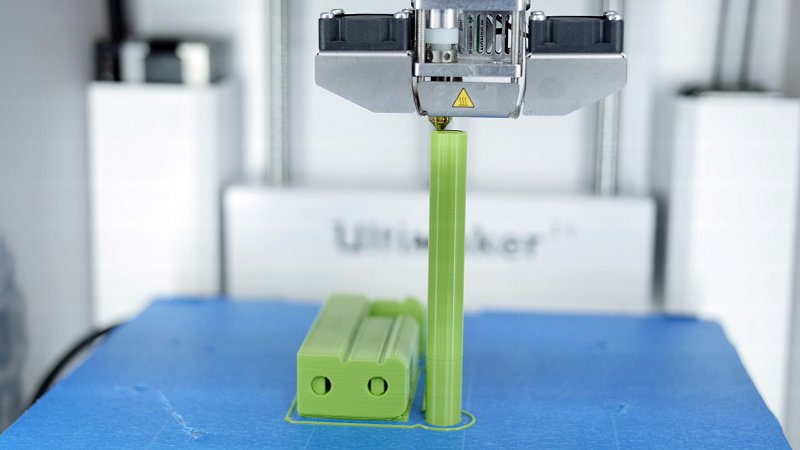 Výroba prototypů pomocí plastových šablon vytvořených dle modelu na 3D tiskárně