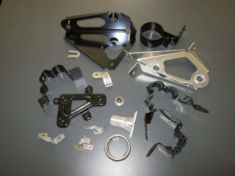 Ukázka prototypů vyrobených v LAKUM - KTL, a.s.