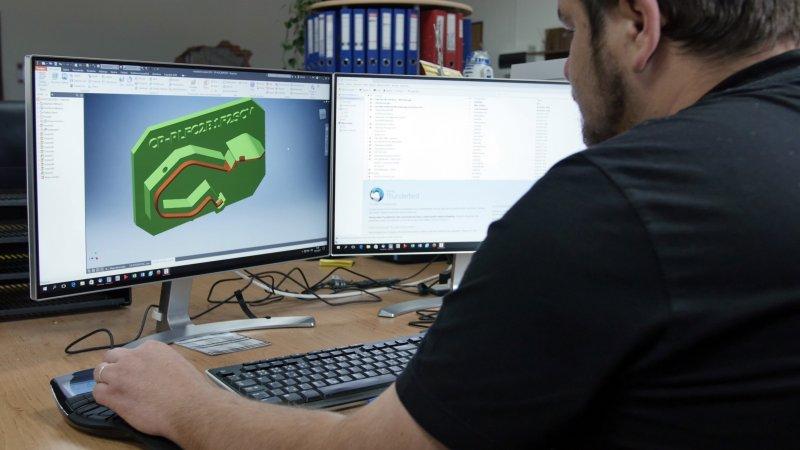 Výroba a návrh prototypu