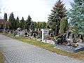 Technická správa města Loun s.r.o., správa hřbitovů, údržba veřejné zeleně