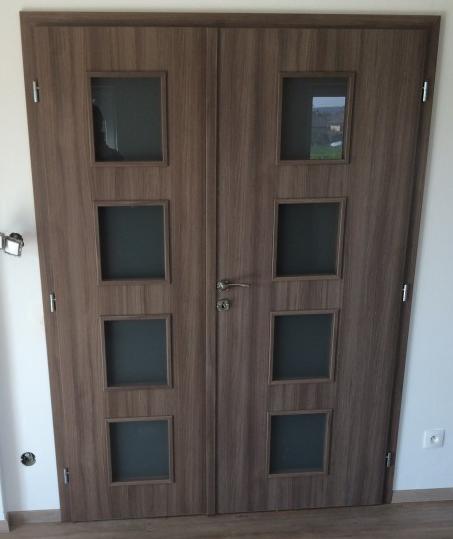 Interiérové dveře a zárubně za skvělé ceny