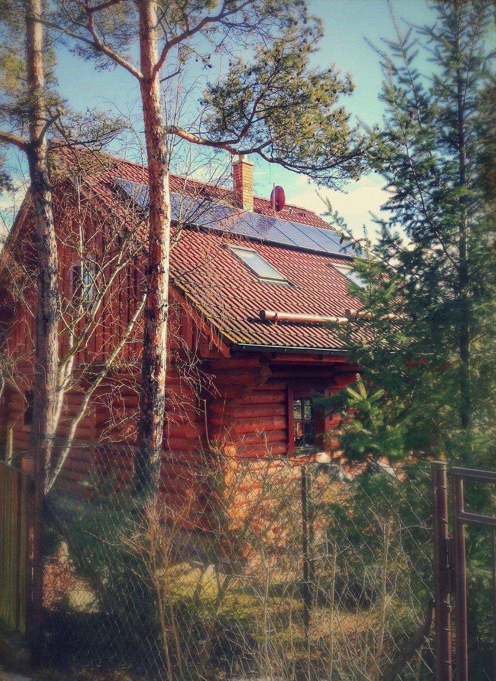 Solární elektrárny pro rodinné domy na klíč – projekt, montáž