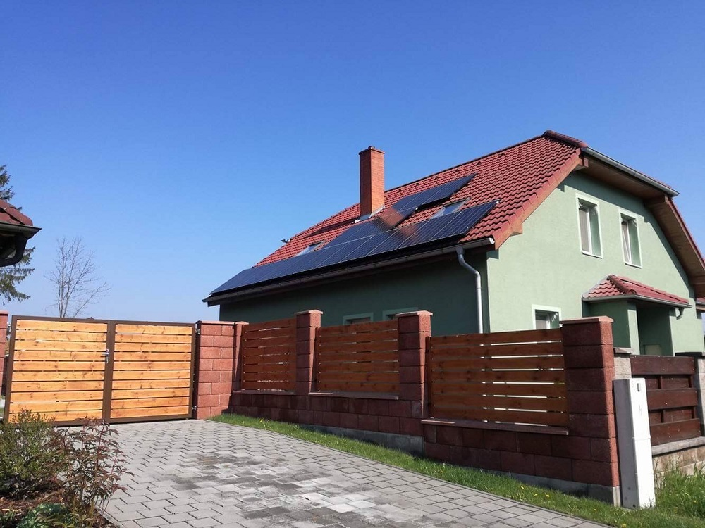 Solární elektrárny na klíč