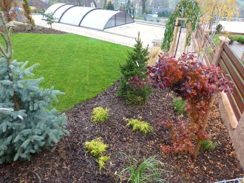 Podzimní údržba zahrady