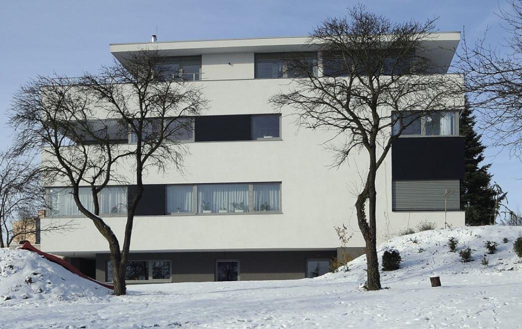 Návrhy interiérů rodinných domů