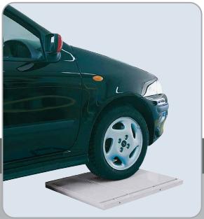 Spolehlivé vybavení pro pneuservisy