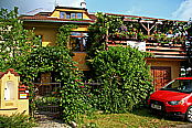 Ubytování v penzionu v Českých Budějovicích v pokojích a apartmánech