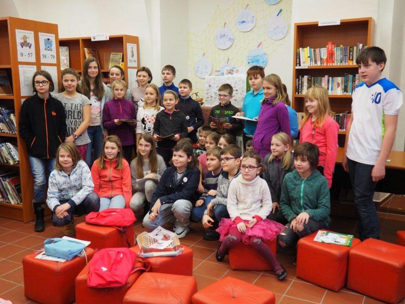 Knihovna při Městském kulturním centru v Hořovicích, audioknihy, internet, akce pro děti