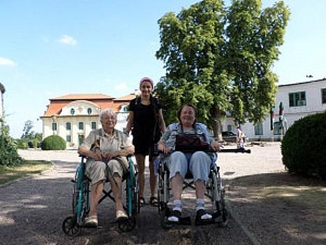 Horizont - centrum služeb pro seniory, Praha 6, penzion s pečovatelskou službou