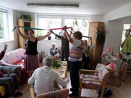 Horizont - centrum služeb pro seniory, penzion, denní stacionář, ubytování, sociální peče