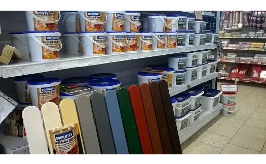 Sedlácká barva s fermeží a olejem - extrémně penetrující krycí barva na dřevo pro laiky i profesionály