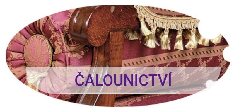 Čalounictví, renovace čalounění starožitného i zahradního nábytku
