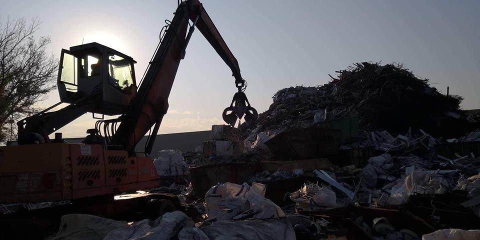 Přistavení kontejnerů na odpady
