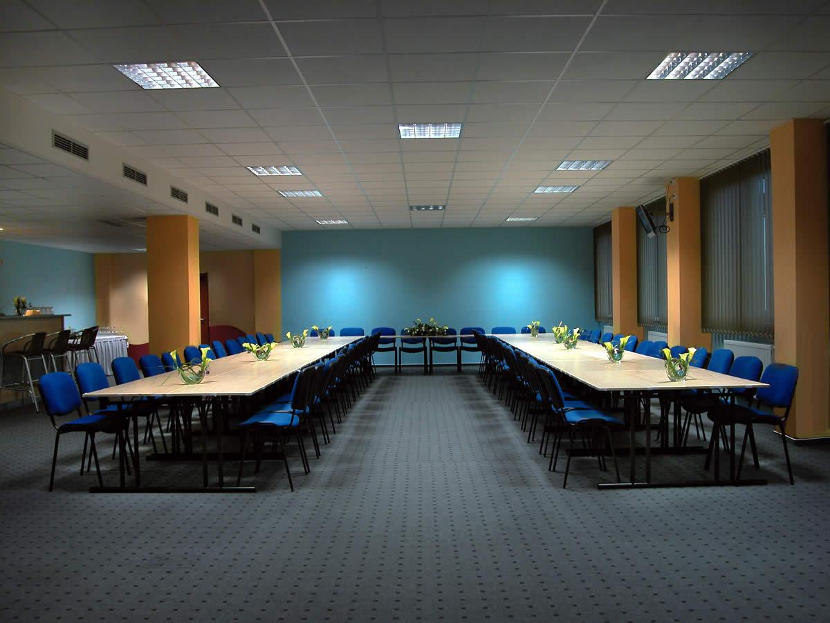 Konference, jednání, firemní školení a prezentace včetně cateringu až pro 250 hostů