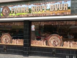 Chov a prodej krůt Jičín – prodej čerstvého kvalitního krůtího masa