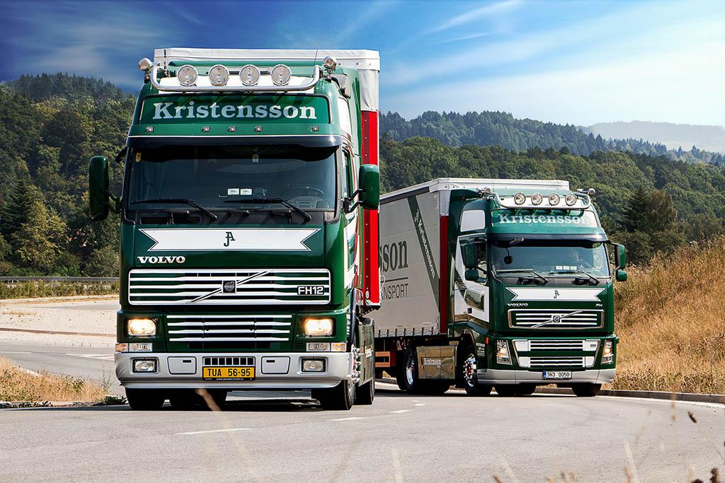 Mezinárodní autodoprava Trutnov - doprava návěsy, velkoobjemové soupravy
