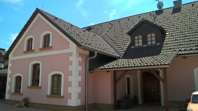Zajišťujeme ucelené dodávky střech