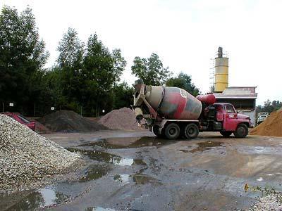 Prodej písku Ústí nad Orlicí - písek, štěrk, kamenivo