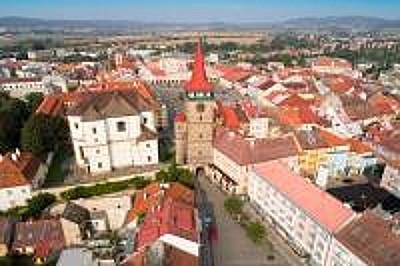 Město Jičín, CHKO Český ráj, Valdická brána, zámek, památky, turistika