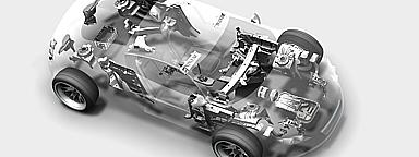 DGS Druckguss Systeme s.r.o., Liberec, lité díly do aut, karoserie, interiér, motor, převodovka