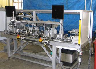 Výroba jednoúčelové stroje Vamberk - výrobní linky, zařízení, montážní přípravky