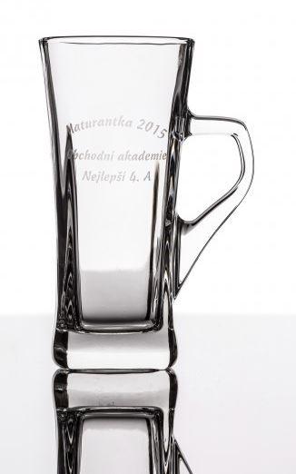 Široký sortiment maturitních skleniček