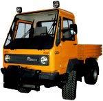 Multicar, komunální čistící technika, automíchače Prostějov