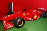 Pronájem Simulátoru F1 Bruntál