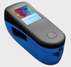 Přenosný, kompaktní, rychlý a přesný ruční spektrofotometr RapidMatch GO