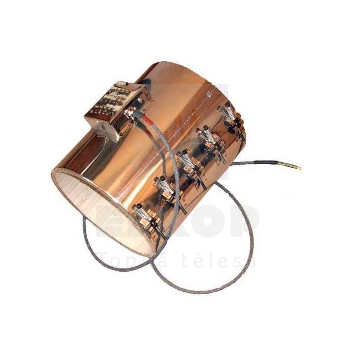 Výroba topných těles Jablonec nad Nisou - topné pásy, patrony, speciální zakázkové