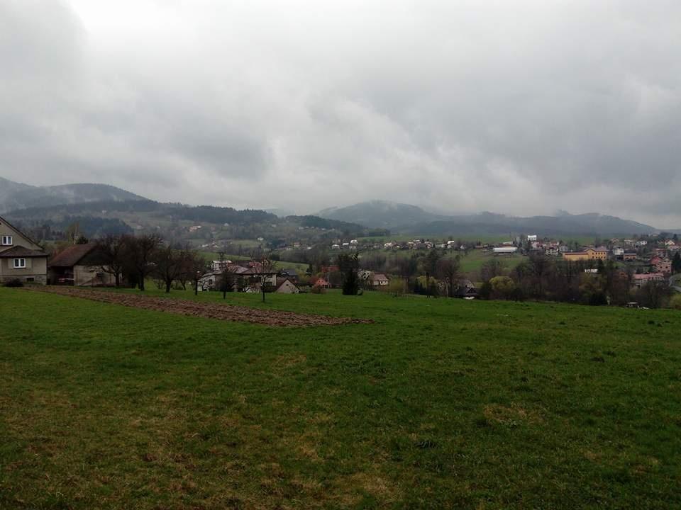 Nezapomenutelný výhled na okolní hory